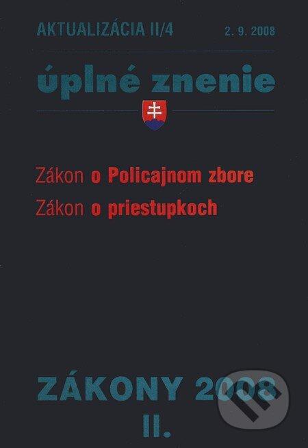 Interdrought2020.com Zákon o Policajnom zbore/Zákon o priestupkoch Image