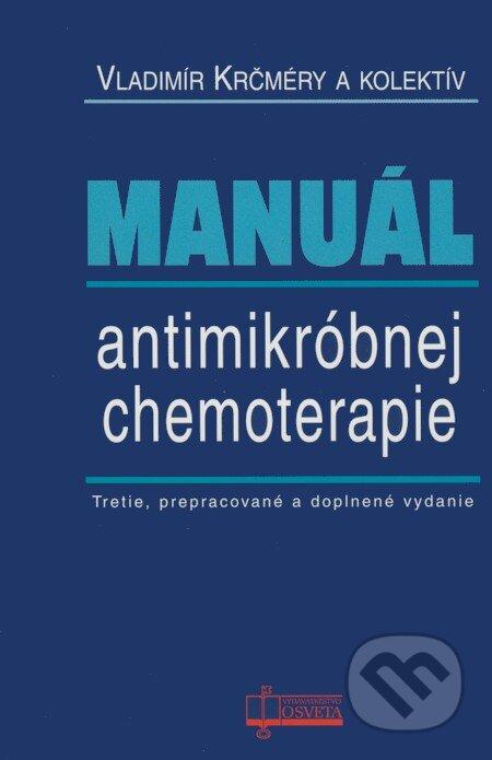 Fatimma.cz Manuál antimikróbnej chemoterapie Image