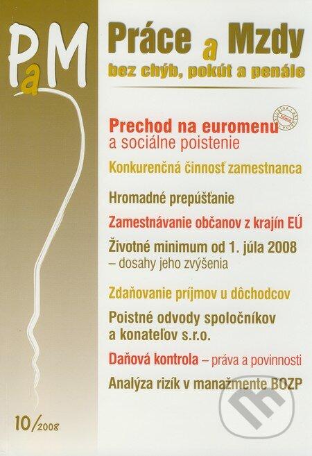 Fatimma.cz Práce a Mzdy 10/2008 Image