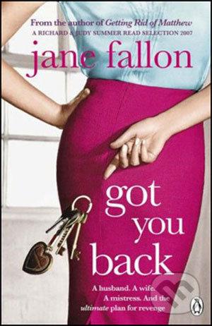 Got You Back - Jane Fallon