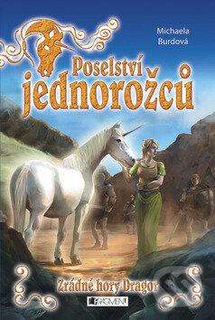 Fatimma.cz Poselství jednorožců - Zrádné hory Dragor Image