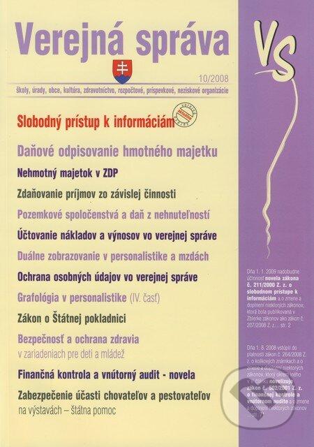 Fatimma.cz Verejná správa 10/2008 Image