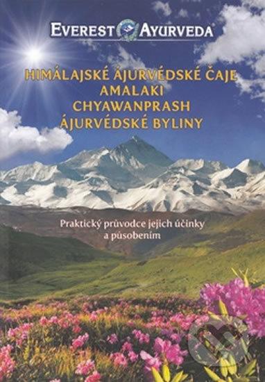 Himalájské Ájurvédské čaje -