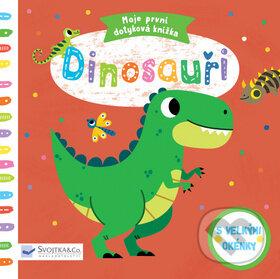 Excelsiorportofino.it Moje první dotyková knížka: Dinosauři Image