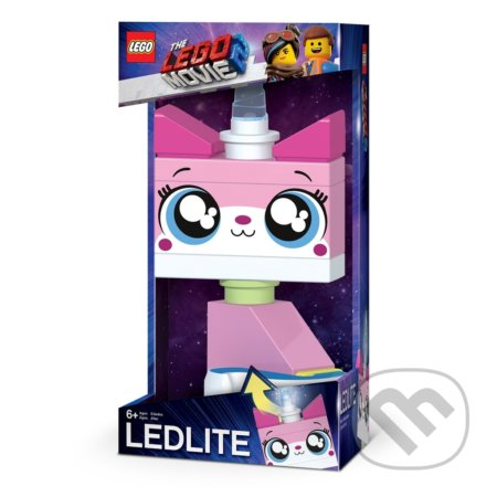 LEGO Movie 2 Unikitty stolná lampa -
