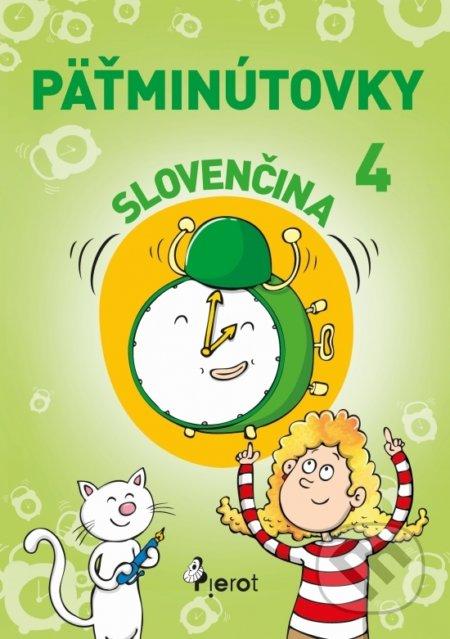 Fatimma.cz Päťminútovky slovenčina 4. ročník ZŠ Image