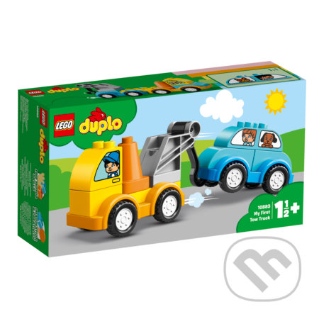LEGO DUPLO 10883 Moje prvé odťahové auto - LEGO