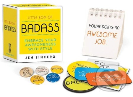 Little Box of Badass - Jen Sincero