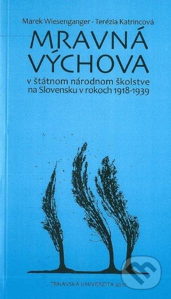 Bthestar.it Mravná výchova v štátnom národnom školstve na Slovensku v rokoch 1918-1939 Image