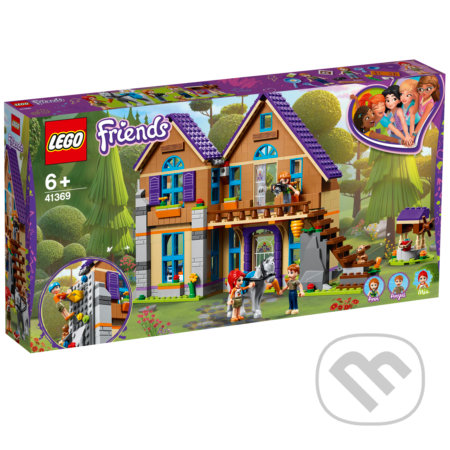 LEGO Friends 41369 Miin dom -