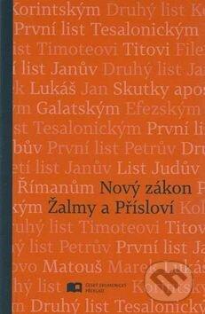 Fatimma.cz Nový zákon Žalmy a Přísloví Image