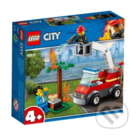 LEGO City 60212 Vyhorená grilovačka - LEGO