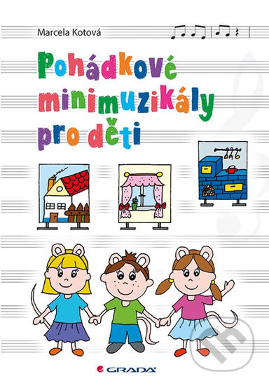 Fatimma.cz Pohádkové minimuzikály pro děti Image