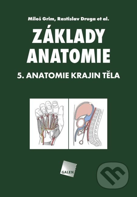 Základy anatomie 5 - Miloš Grim, Rastislav Druga