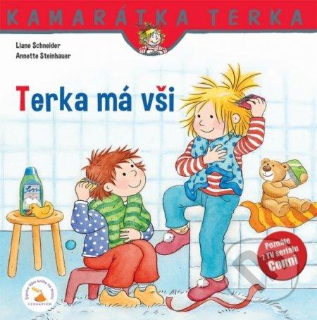 Fatimma.cz Terka má vši Image