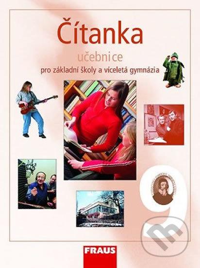 Čítanka 9 Učebnice - Ladislava Lederbuchová, Monika Stehlíková