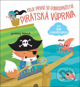 Fatimma.cz Moje první 3D dobrodružství Pirátská výprava Image