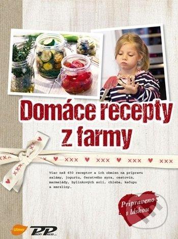 Domáce recepty z farmy - Cosima Bellersen Quirini