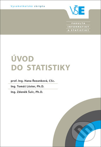 Úvod do statistiky - Hana Řezánková