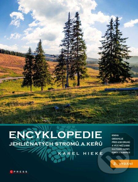 Interdrought2020.com Encyklopedie jehličnatých stromů a keřů Image