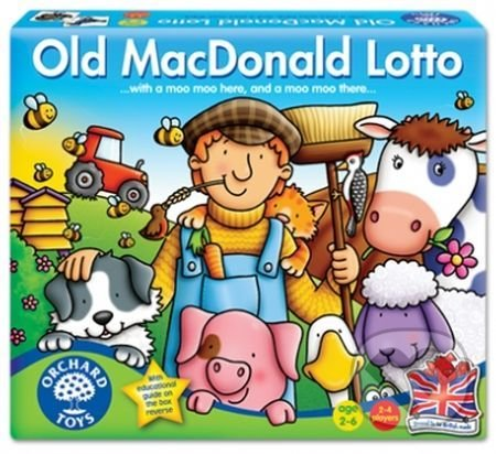 Old MacDonald Lotto -