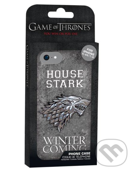 Púzdro na telefón Game of Thrones - Stark - Magicbox FanStyle