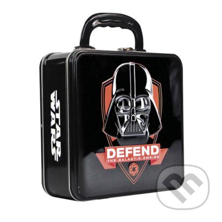 Plechový kufrík Darth Vader - Magicbox FanStyle