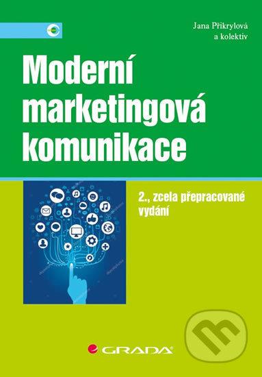 Moderní marketingová komunikace - Jana Přikrylová