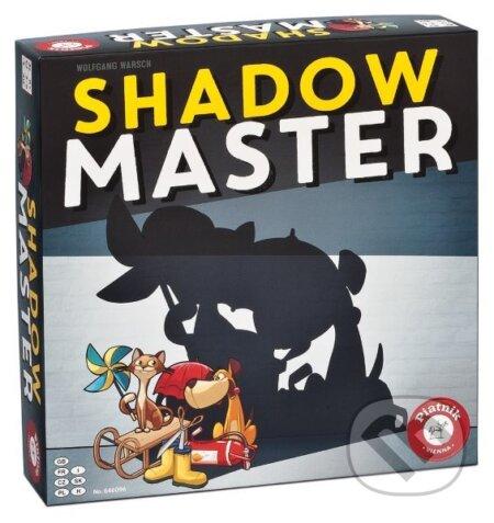 Shadow Master - Wolfgang Warsch