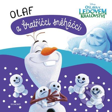 Venirsincontro.it Ledové království: Olaf a bratříčci sněháčci Image