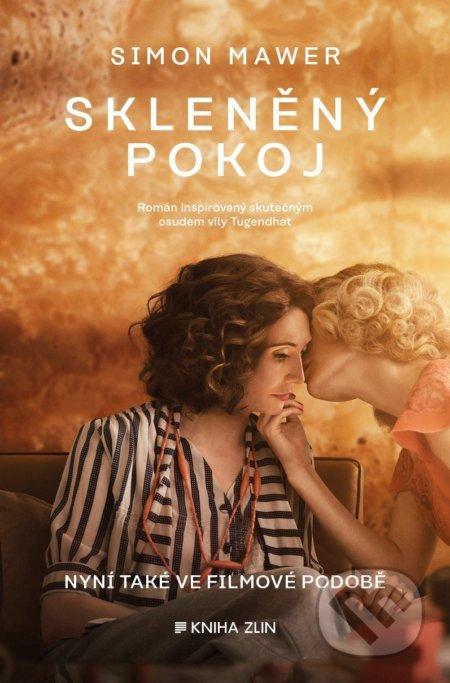 Skleněný pokoj (s filmovou obálkou) - Simon Mawer