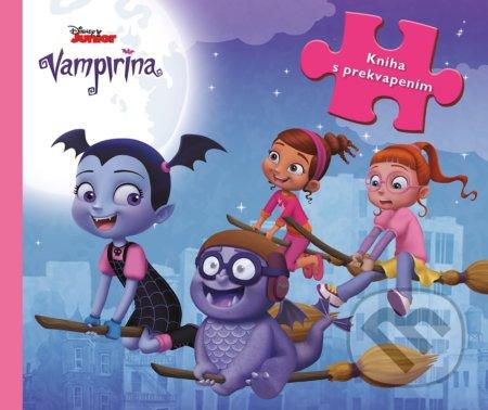Vampirina: Kniha s prekvapením - Egmont SK