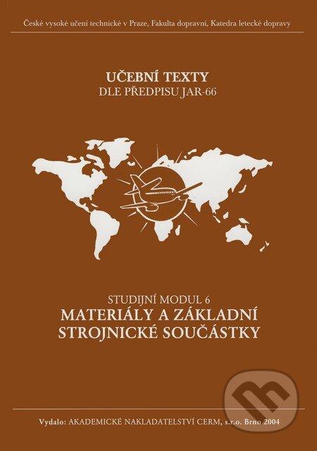 Fatimma.cz Materiály a základní strojní součásti - Studijní modul 6 Image