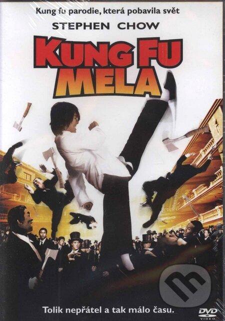 Kung-fu mela DVD
