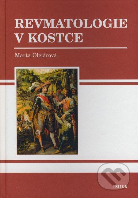Revmatologie v kostce - Marta Olejárová