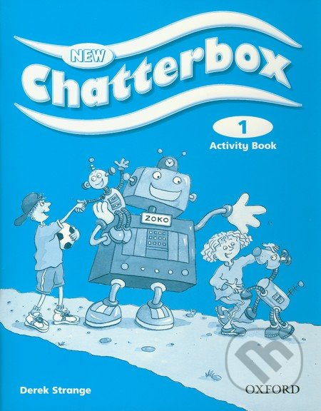 New Chatterbox 1 - Activity Book - Derek Strange
