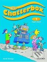 New Chatterbox 1 - Pupil's Book - Derek Strange