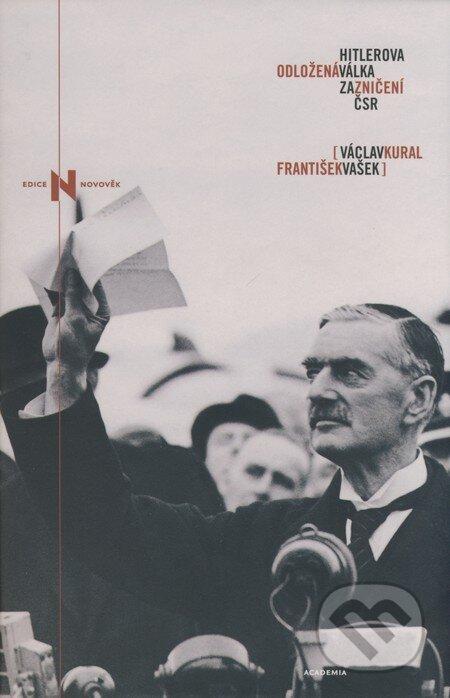 Venirsincontro.it Hitlerova odložená válka za zničení ČSR Image