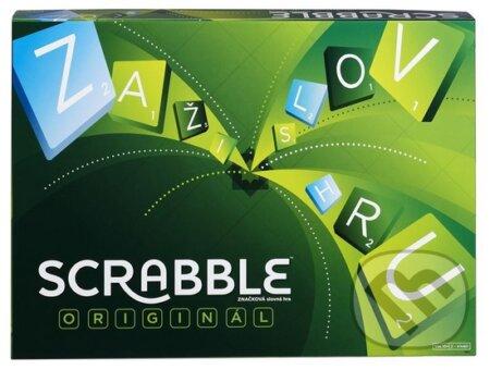 Scrabble Originál (slovenská verzia) - Mattel