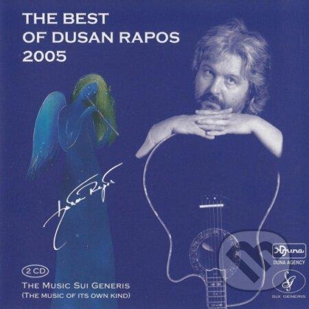 Dušan Rapoš: The Best Of Dusan Rapos - Dušan Rapoš