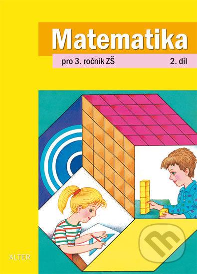 Fatimma.cz Matematika pro 3. ročník ZŠ - 2. díl Image