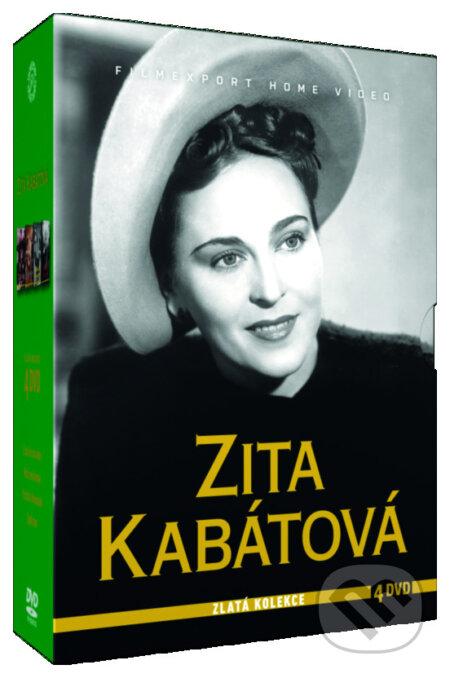 Zita Kabátová - Zlatá kolekce DVD
