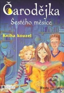 Fatimma.cz Čarodějka šestého měsíce - Kniha kouzel Image