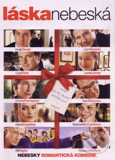Láska nebeská DVD