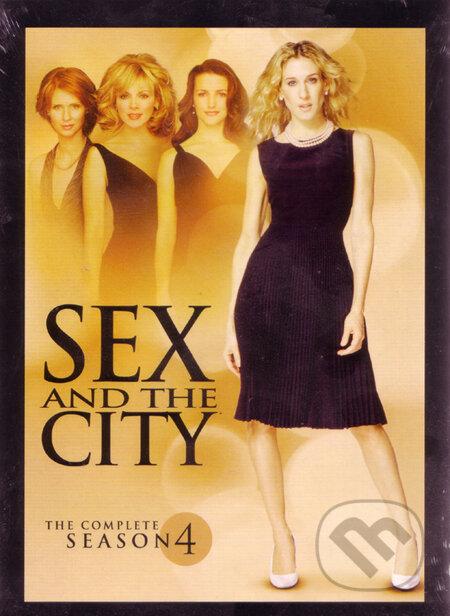 Sex v meste - 4. séria DVD