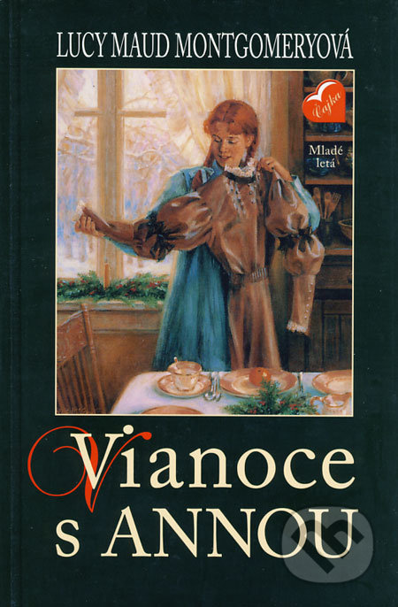 Vianoce s Annou - Lucy Maud Montgomery