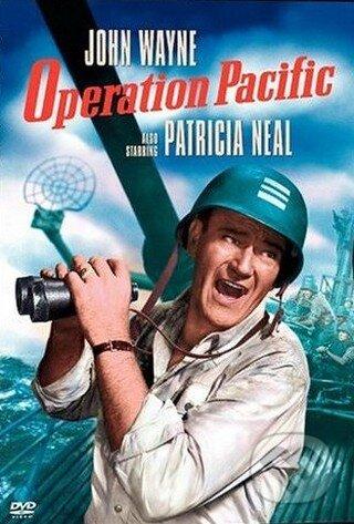 Operace Pacifik DVD