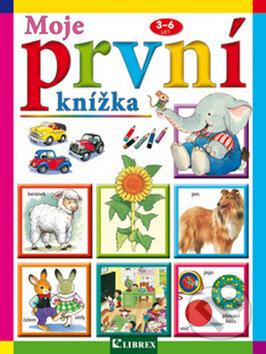 Peticenemocnicesusice.cz Moje první knížka: 3-6 let Image