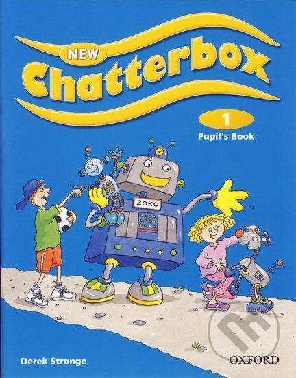 New Chatterbox 1 + 2 Teacher's Resource Pack - Derek Strange