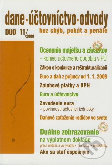 Fatimma.cz Dane, účtovníctvo, odvody 11/2008 Image
